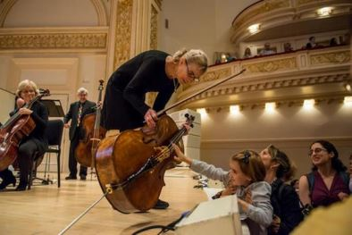 Carnegie Hall Family Concerts: Peter and the Wolf and Other Stories