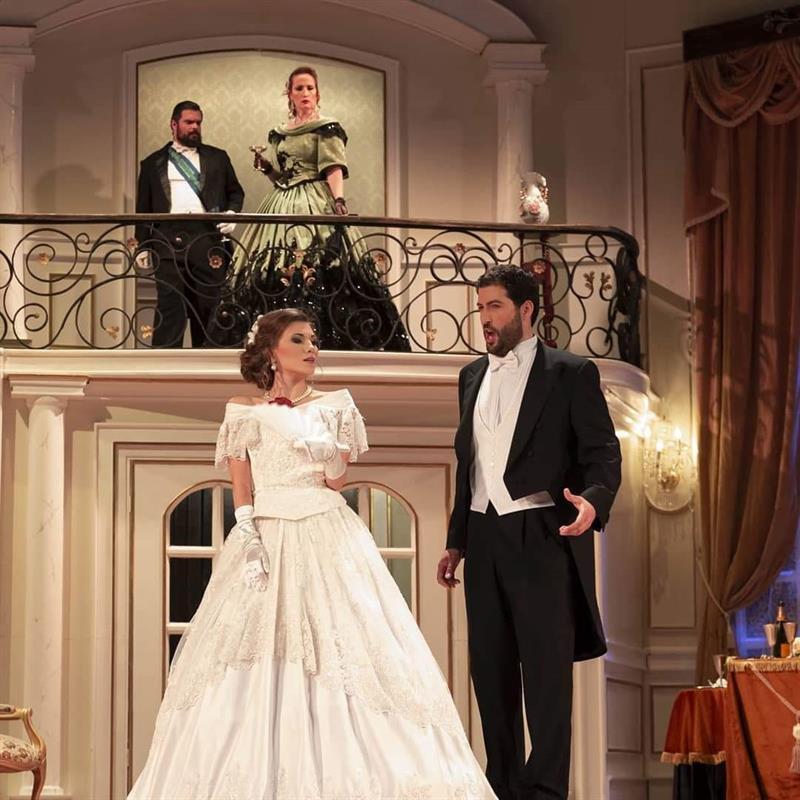 """""""Me llamo Gillen Munguía Arbaizagoitia, y soy tenor lírico. Nací en San Sebastián un 17 de enero de 1990 en una familia con una gran tradición lírica"""". © Gillen Munguía, 2019."""