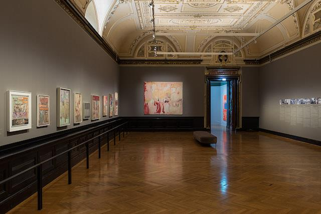 Kunsthistorisches Museum Wien, Exposición Mark Rothko. © 2019 by KHM-Museumsverband.
