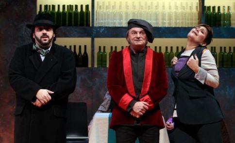 Albert Boadella: El pimiento Verdi. Teatros del Canal de Madrid, abril-mayo de 2013