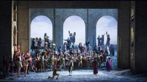 Carmen de Bizet. Teatro Colón, abril de 2013. Emilio Sagi, dirección escénica. Marc Piollet, dirección musical.