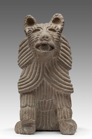 Coyote. © 2019 by D.R. Archivo Digital de las Colecciones del Museo Nacional de Antropología, Secretaría de Cultura.