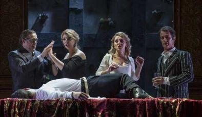 'Don Giovanni' de Mozart. Dirección musical, Marc Piollet. Dirección escénica, Emilio Sagi. Buenos Aires, Teatro Colón, abril de 2016