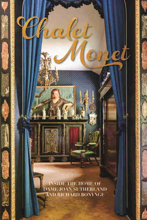 Chalet Monet © 2020 by Melbourne Books