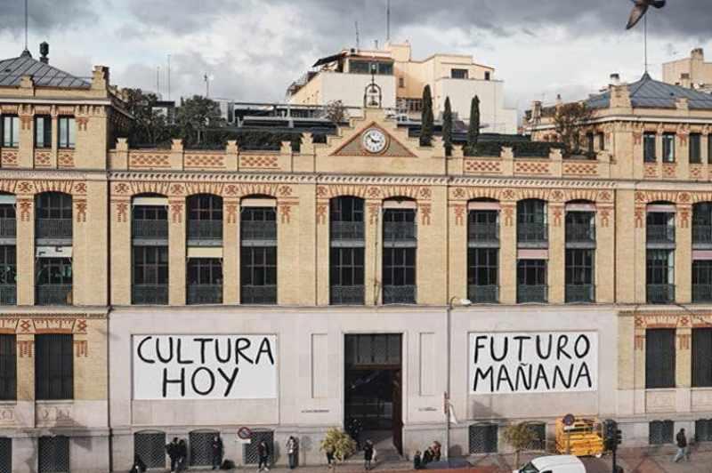 Cultura Hoy, Futuro Mañana' mensaje de apoyo al sector de La Casa Encendida  - Mundoclasico.com